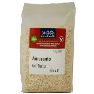 Amaranto soffiato 125 g