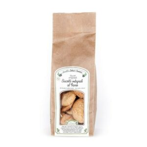 Biscotti integrali al Farro 300gr