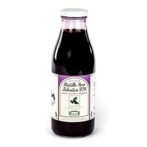 succo di mirtillo nero